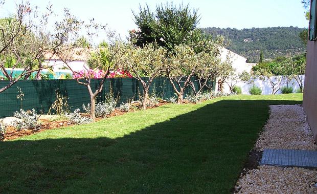 Jardin m diterran en entretien et r novation de piscine et jardin aix en - Entretien jardin locataire ...