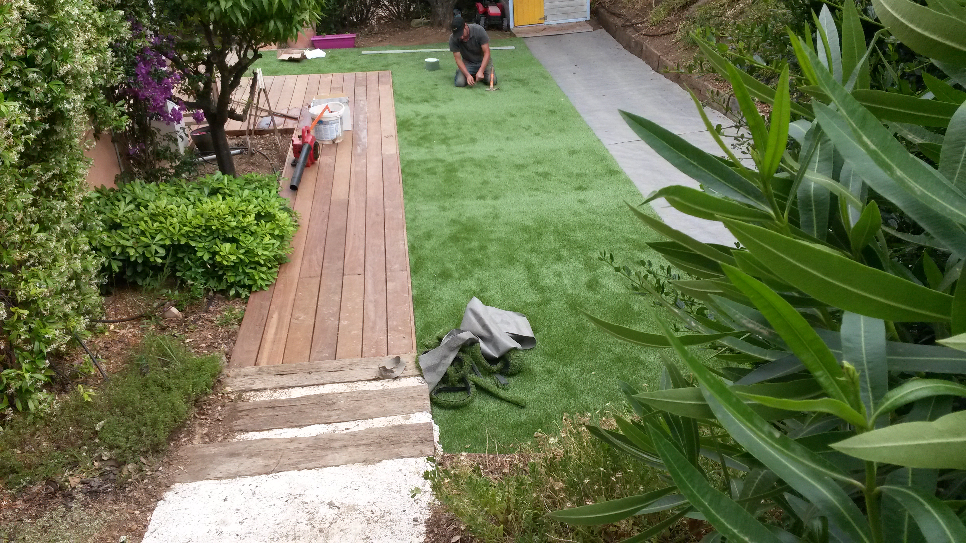 Blog entretien et r novation de piscine et jardin aix for Entretien jardin 02